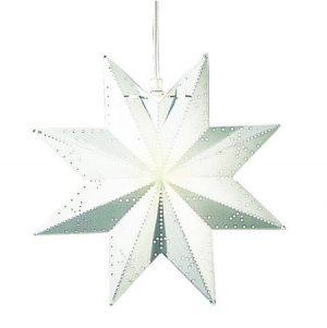 Stjärna Classic Vit 28 cm