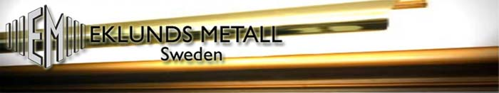 Taklampa Space 20 cm Svart. Eklunds Metall