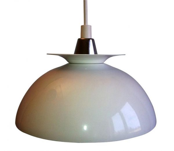 Fönsterlampa Bolmia Vit . 20 cm - Eklunds Metall