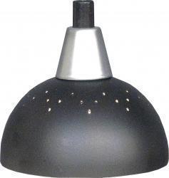 Fönsterlampa Anna Svart Struktur. Eklunds Metall