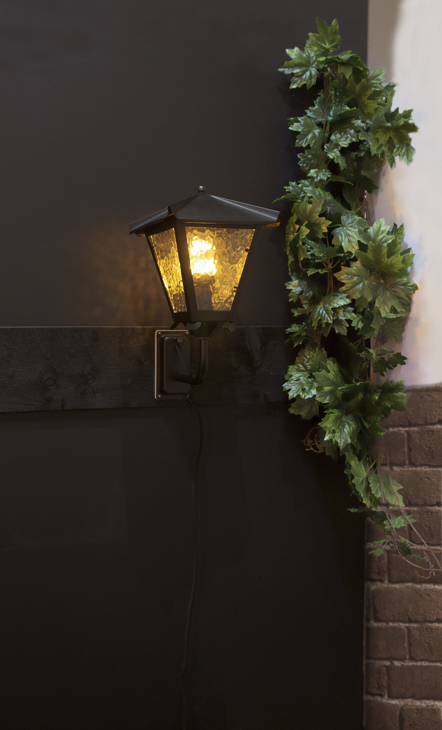 Flamelamp LED Lampa E27 T45 | Eklunds Metall