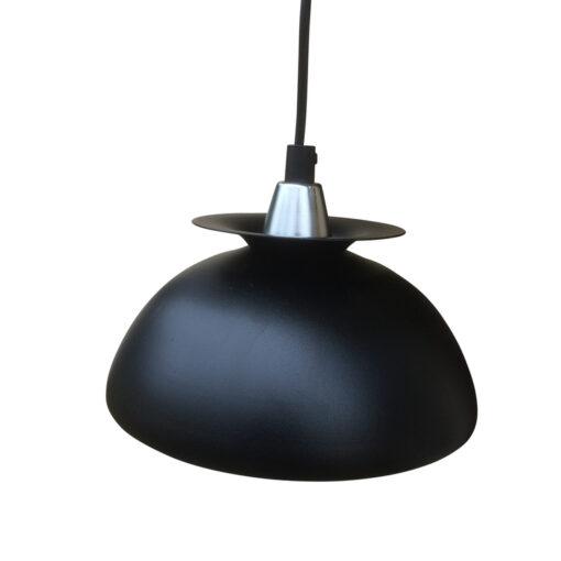 Fönsterlampa Bolmia Svart . 20 cm - Eklunds Metall