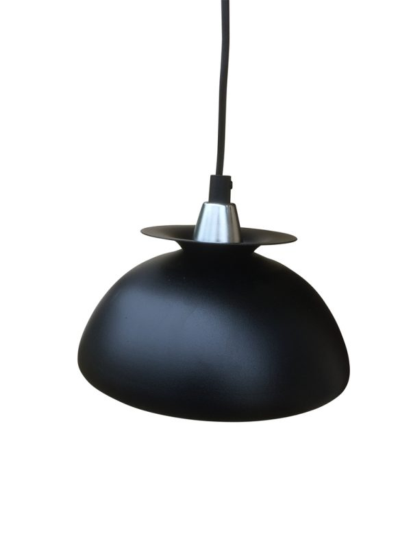 Fönsterlampa Bolmia Svart . 20 cm - Eklunds Metall