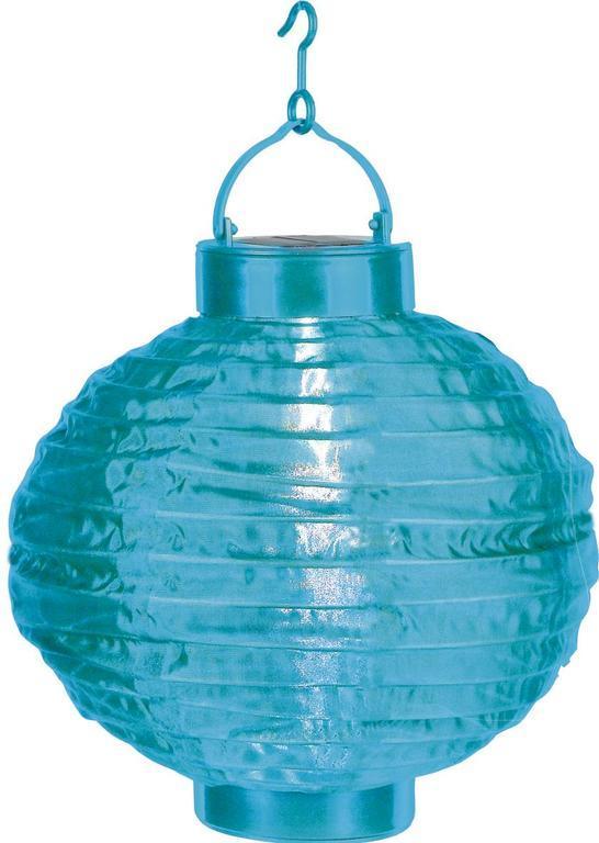 Solenergi Blå Risboll LED 3-Pack