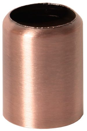 Dekoration Metallhylsa Kopparfärgad 7-Pack