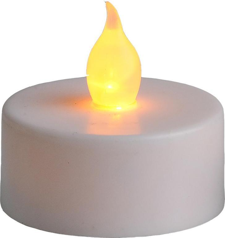 Batteridrivna Värmeljus LED Candle 4-Pack.