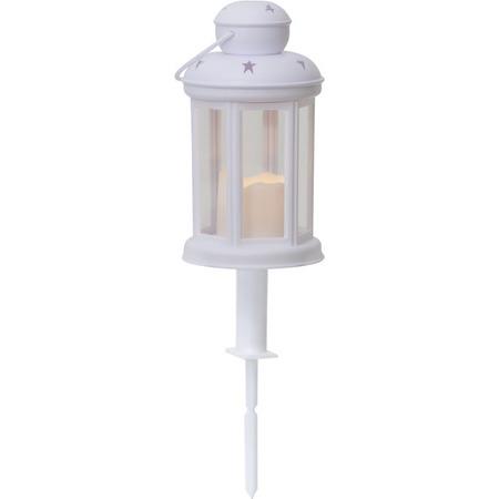 Gravljus Vit LED Sereno