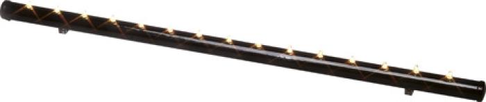 Light Flute Ljusstake Svart