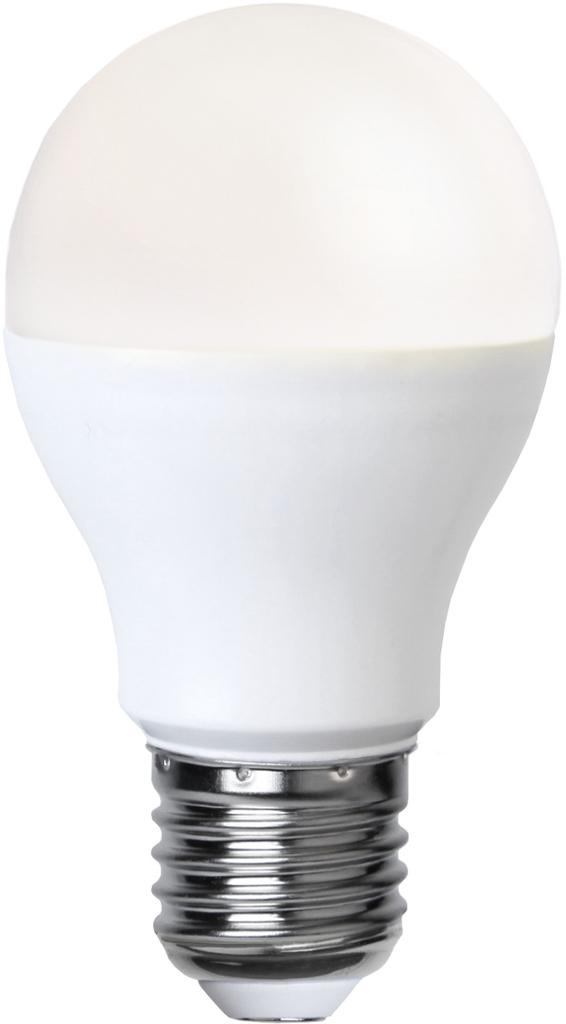 LED-lampa E27 6,0W Varmvit 3000K. Promo