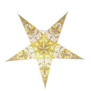 Pappersstjärna Bright 60cm