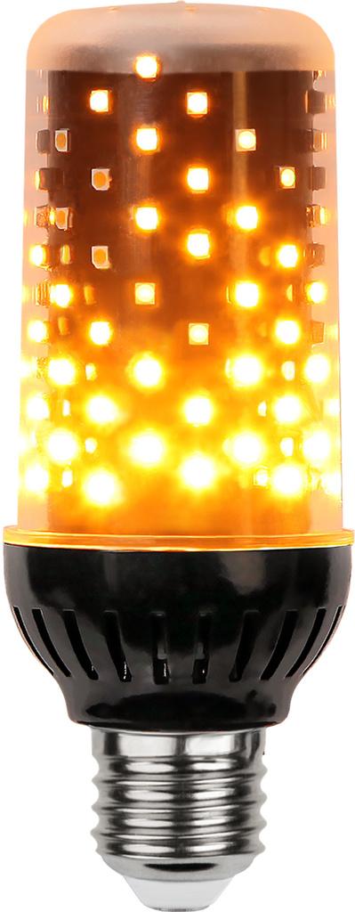 Flamelamp LED-Lampa E27 T45