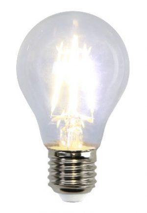 Illumination LED Klar Filamentlampa E27 2700K 400lm 4W