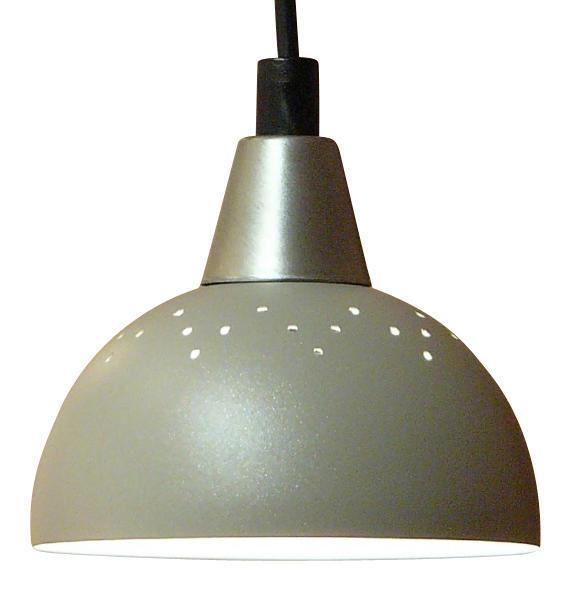 Fönsterlampa Anna Silvergrå Struktur. Eklunds Metall