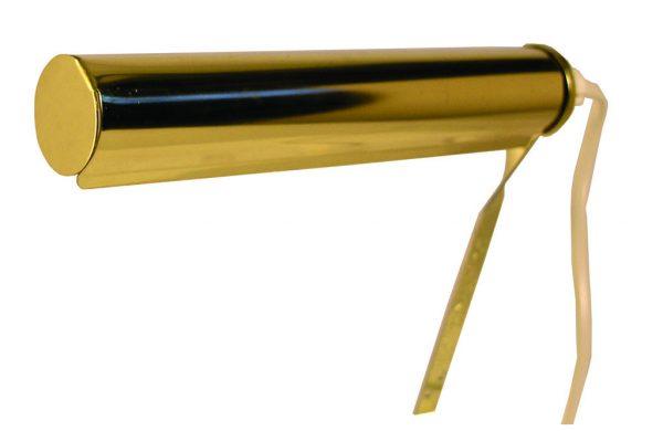 Tavelbelysning Art 1 Mässing. Eklunds Metall