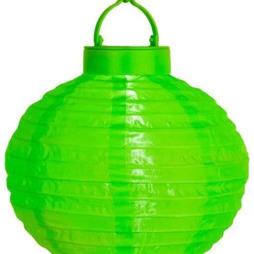 Solenergi Grön Risboll LED 3-Pack