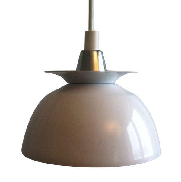 Fönsterlampa Pernilla Vit. 15 cm. Eklunds Metall