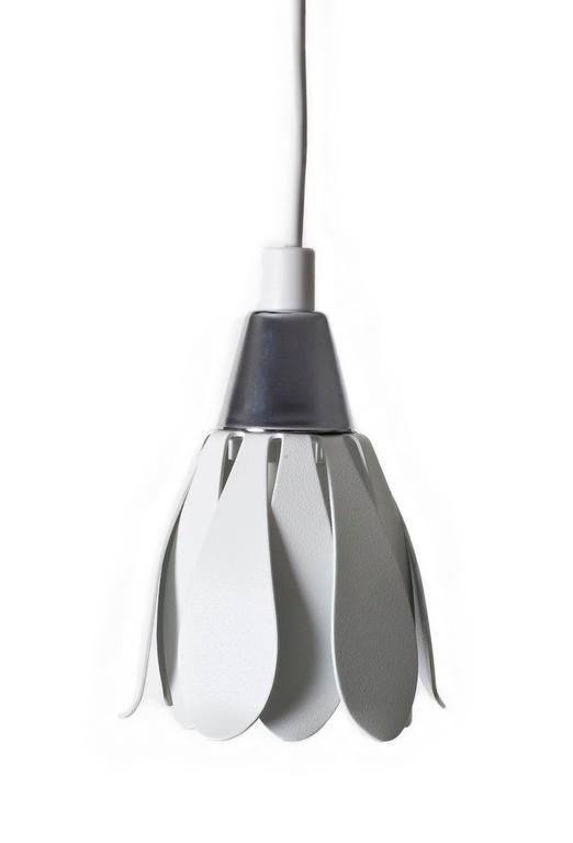 Fönsterlampa Krokus Vit. Eklunds Metall