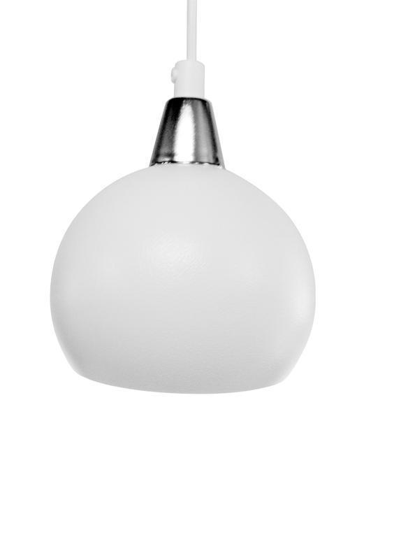 Fönsterlampa Klotet Vit. Eklunds Metall