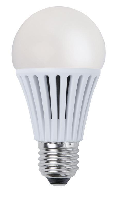 LED-lampa E27 9,0W Varmvit 3000K