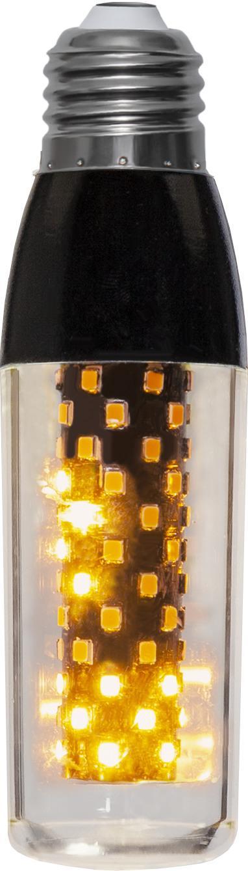 Flamelamp LED-Lampa E27 T40