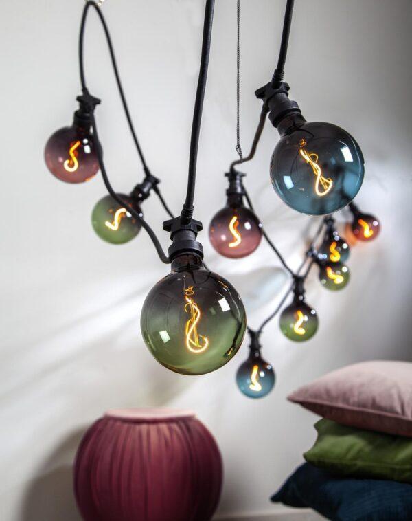 Ljuskällor LED