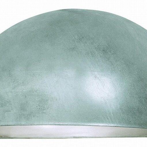 Vägglampa Downlight Charlotte Silvergrå 27cm