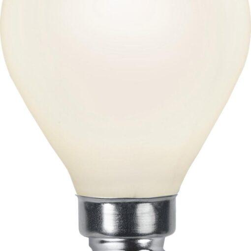 Ledlampa E14 P45 Qpaque Filament RA 90