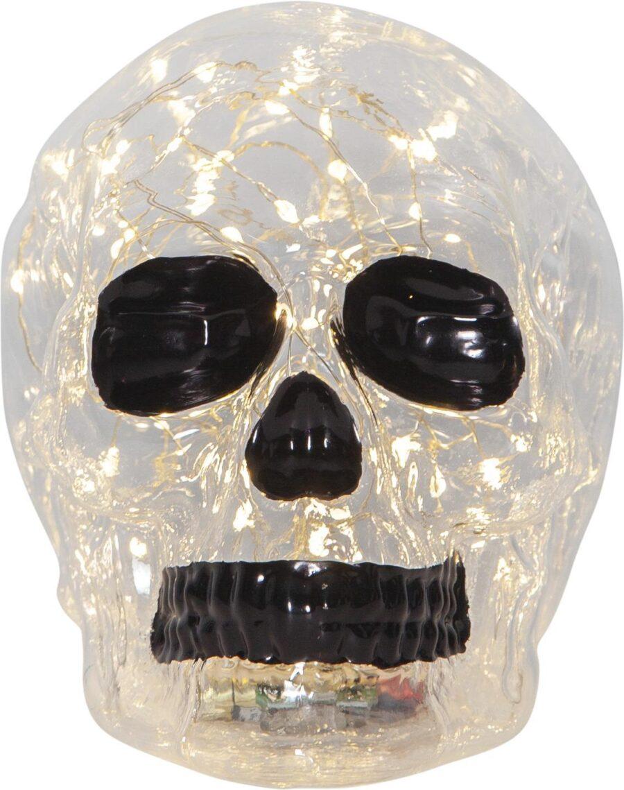 Glasdekoration Halloween