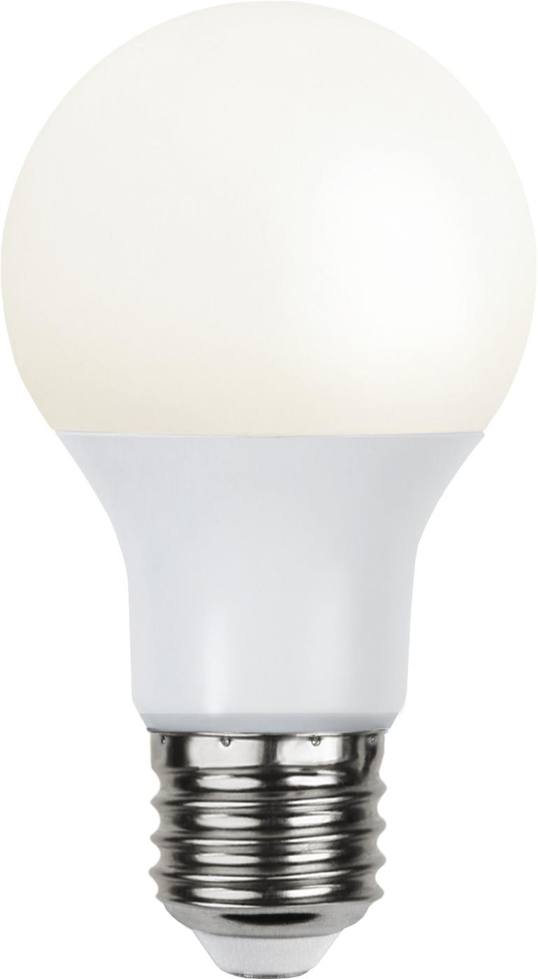 2P Led-Lampa E27 A60 Opaque Basic 3000K. 9W motsvarar glödlampa 60W