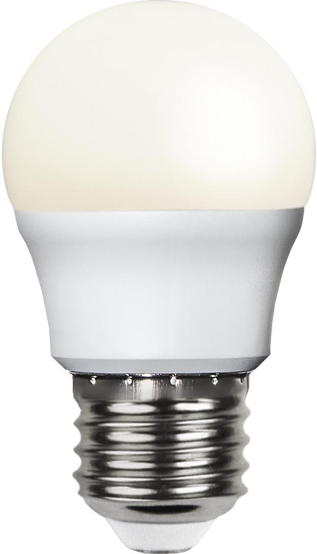 LED-LAMPA E27 G45 OPAQUE BASIC 2-P. 5,5W