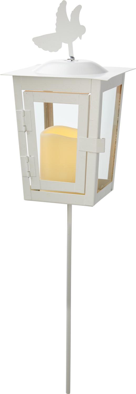 Gravljus/Minnesljus Vit LED - Duva