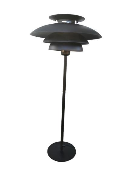 Bordslampor Miriam Svart 65 cm
