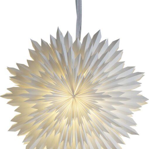 Ice Paper Star 50 Cm